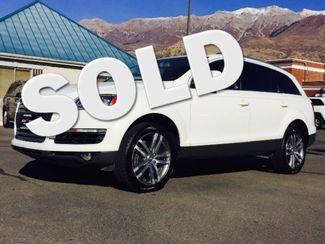 2008 Audi Q7 3.6L Premium LINDON, UT
