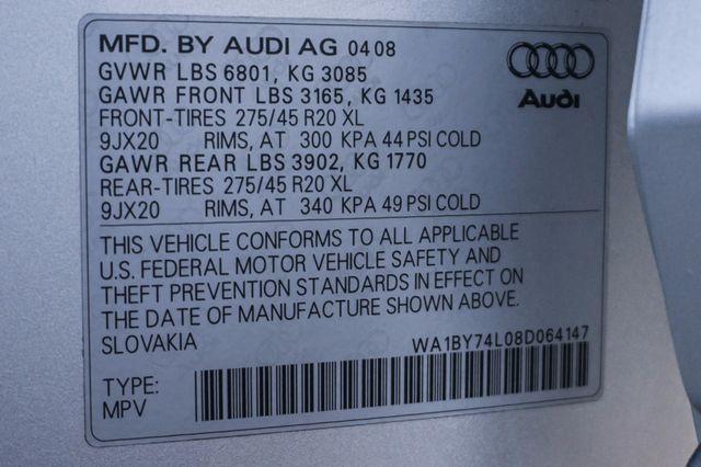 2008 Audi Q7 3.6L Premium Reseda, CA 42