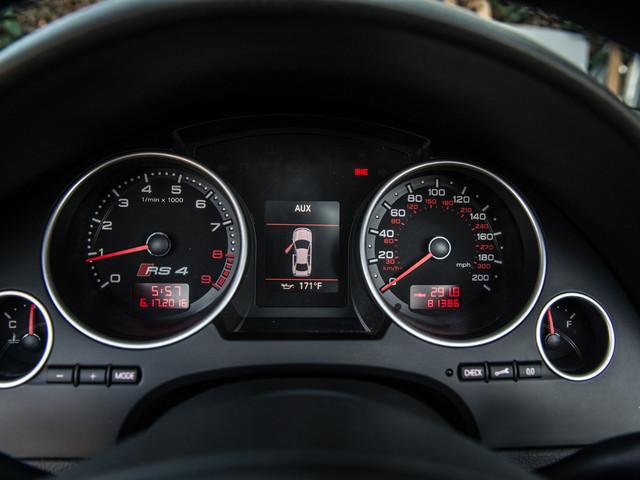 2008 Audi RS4 Cabriolet Burbank, CA 27