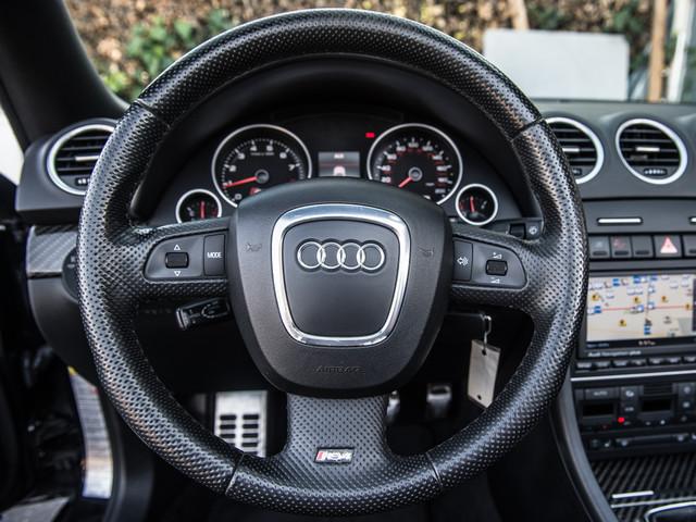 2008 Audi RS4 Cabriolet Burbank, CA 28