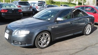 2008 Audi S4 BASE East Haven, CT 1
