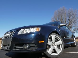 2008 Audi S4 6-SPEED MANUAL  QUATTRO Leesburg, Virginia