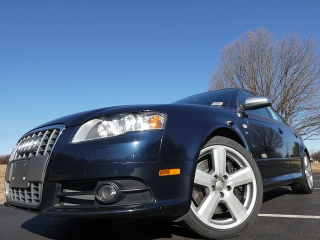 2008 Audi S4 6-SPEED MANUAL  QUATTRO Leesburg, Virginia 0