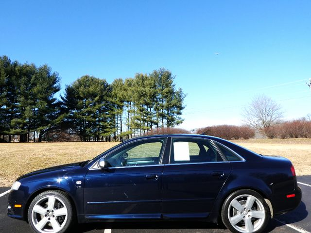 2008 Audi S4 6-SPEED MANUAL  QUATTRO Leesburg, Virginia 4