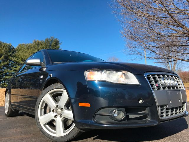 2008 Audi S4 6-SPEED MANUAL  QUATTRO Leesburg, Virginia 1