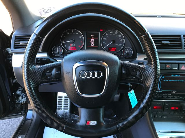 2008 Audi S4 6-SPEED MANUAL  QUATTRO Leesburg, Virginia 17