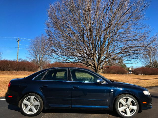2008 Audi S4 6-SPEED MANUAL  QUATTRO Leesburg, Virginia 5