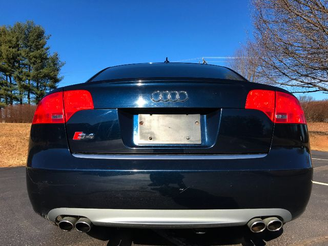 2008 Audi S4 6-SPEED MANUAL  QUATTRO Leesburg, Virginia 7