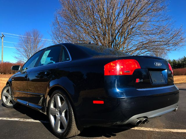 2008 Audi S4 6-SPEED MANUAL  QUATTRO Leesburg, Virginia 2