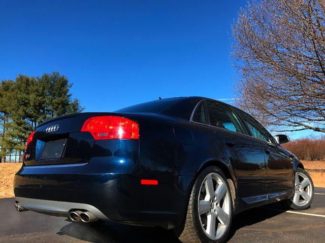 2008 Audi S4 6-SPEED MANUAL  QUATTRO Leesburg, Virginia 3