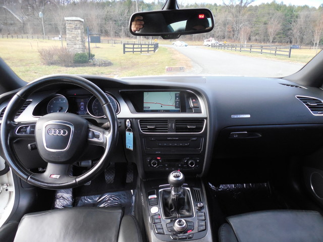 2008 Audi S5 QUATTRO Leesburg, Virginia 9