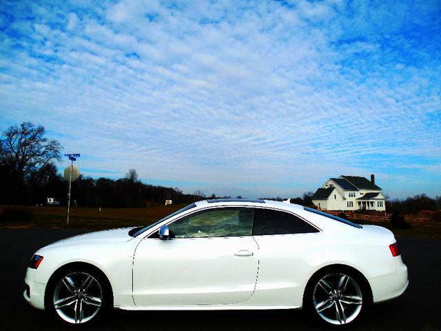 2008 Audi S5 QUATTRO Leesburg, Virginia 4