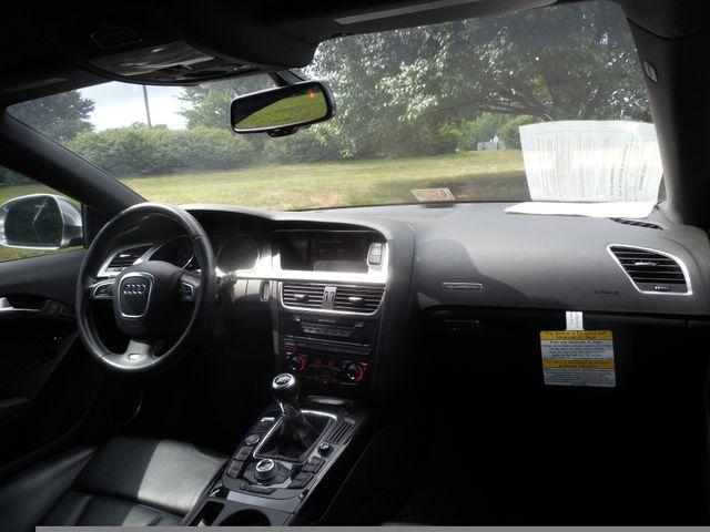 2008 Audi S5 QUATTRO 6-Speed Manual Leesburg, Virginia 16