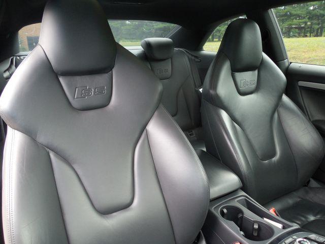 2008 Audi S5 QUATTRO 6-Speed Manual Leesburg, Virginia 9
