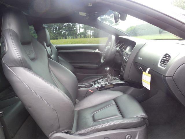 2008 Audi S5 QUATTRO 6-Speed Manual Leesburg, Virginia 12