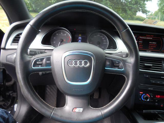 2008 Audi S5 QUATTRO 6-Speed Manual Leesburg, Virginia 17