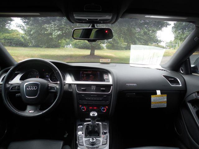 2008 Audi S5 QUATTRO 6-Speed Manual Leesburg, Virginia 14