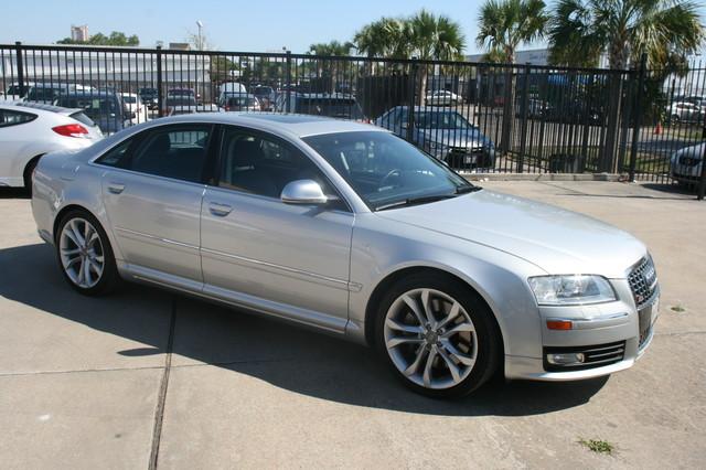 2008 Audi S8 Houston, Texas 9