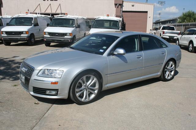 2008 Audi S8 Houston, Texas 2