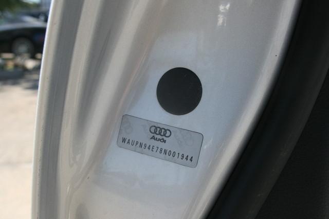 2008 Audi S8 Houston, Texas 34