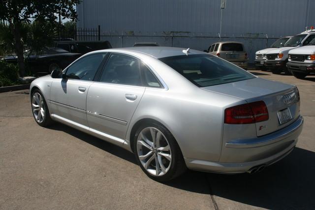 2008 Audi S8 Houston, Texas 5