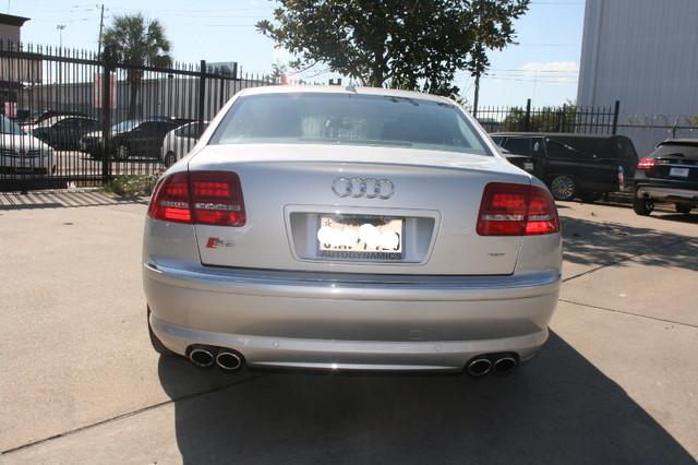 2008 Audi S8 Houston, Texas 35
