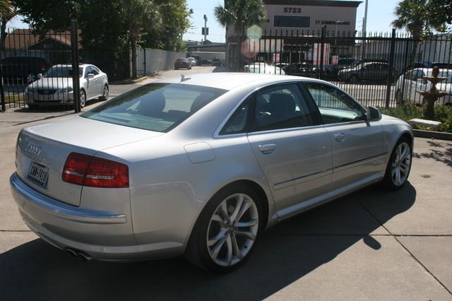 2008 Audi S8 Houston, Texas 8