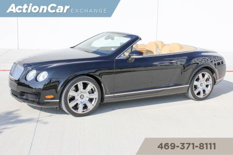 2008 Bentley Continental GTC  in Dallas - Fort Worth, TX