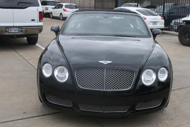 2008 Bentley Continental GTC Houston, Texas 0