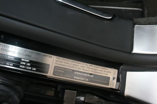 2008 Bentley Continental GTC Houston, Texas 37