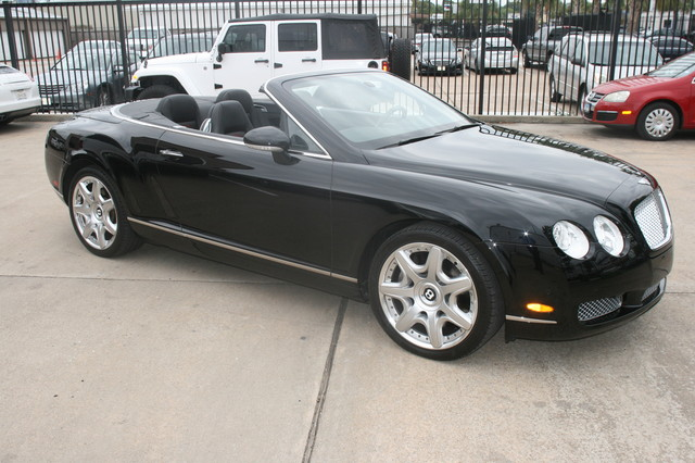 2008 Bentley Continental GTC Houston, Texas 13