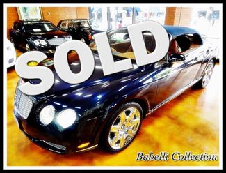 2008 Bentley Continental GTC MULLINER PACKAGE ONLY 6000 MILES San Diego, California