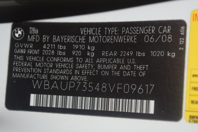 2008 BMW 128i 2dr Cpe 128i Richmond Hill, New York 15