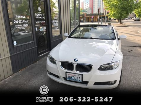 2008 BMW 328i Convertible 37,000 Miles Local 1 Owner Sport Premium Comfort Access Navigation Packages in Seattle