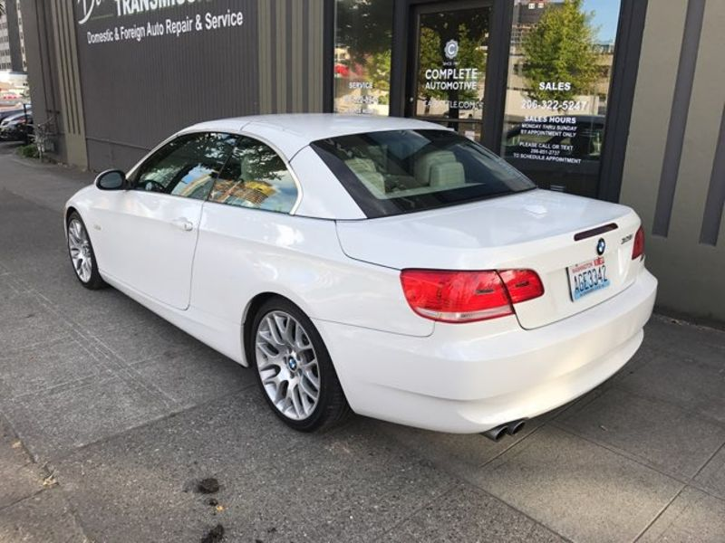 2008 BMW 328i Convertible 37000 Miles Local 1 Owner Sport Premium Comfort Access Navigation Packages  city Washington  Complete Automotive  in Seattle, Washington