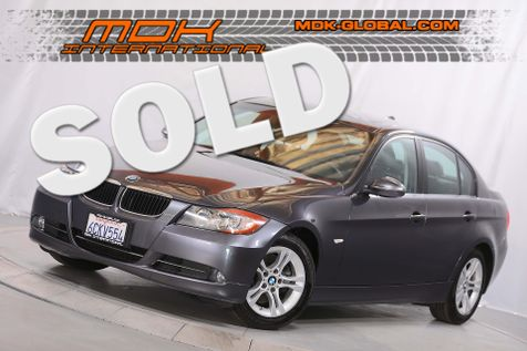 2008 BMW 328i - Manual transmission!  in Los Angeles