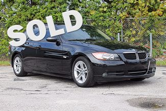 2008 BMW 328i Hollywood, Florida