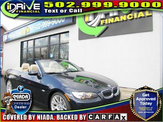 2008 BMW 328i 328i Convertible 2D | Louisville, Kentucky | iDrive Financial in Lousiville Kentucky