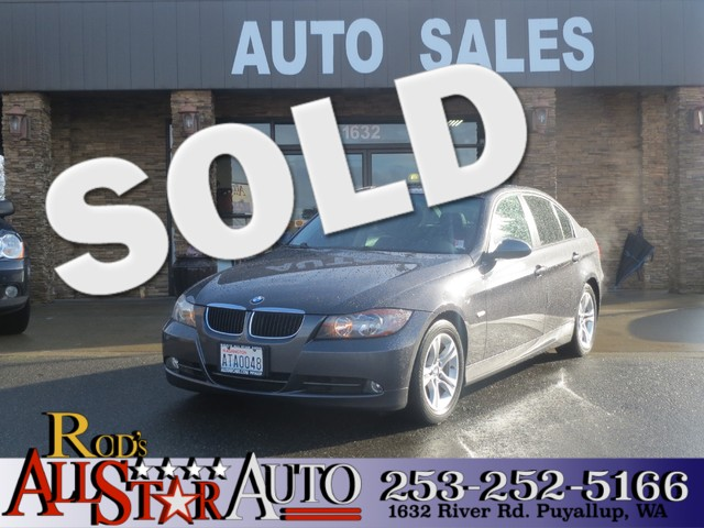 2008 BMW 328i No accidents Fresh Detail Fresh oil This BMW 328i is front line ready and a great