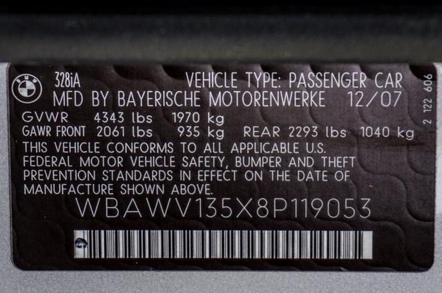 2008 BMW 328i  COUPE - PREMIUM - NAVI - 76K MILES Reseda, CA 40