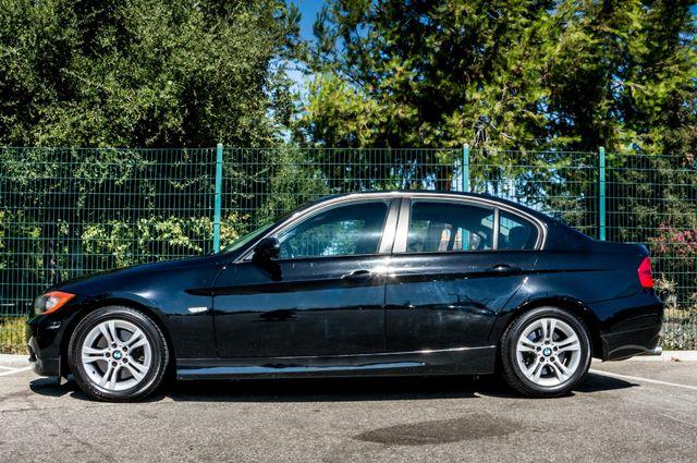 2008 BMW 328i  AUTO - 99K MILES - NAVI - SUNROOF Reseda, CA 4