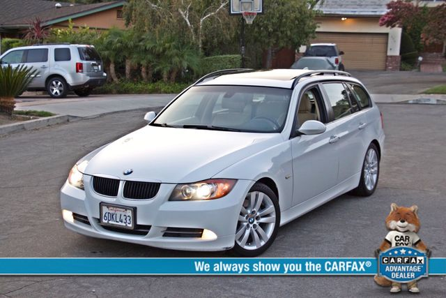 2008 BMW 328IT STATION WAGON AUTOMATIC XENON SPORTS PKG ALLOY WHLS SERVICE RECORDS! Woodland Hills, CA 0