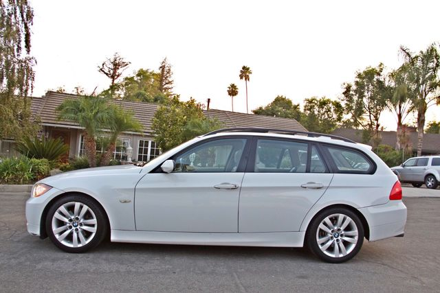 2008 BMW 328IT STATION WAGON AUTOMATIC XENON SPORTS PKG ALLOY WHLS SERVICE RECORDS! Woodland Hills, CA 3