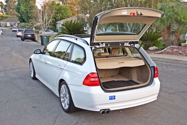 2008 BMW 328IT STATION WAGON AUTOMATIC XENON SPORTS PKG ALLOY WHLS SERVICE RECORDS! Woodland Hills, CA 14