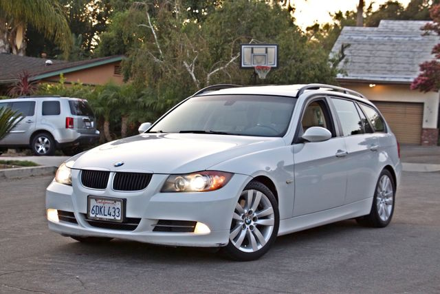 2008 BMW 328IT STATION WAGON AUTOMATIC XENON SPORTS PKG ALLOY WHLS SERVICE RECORDS! Woodland Hills, CA 1