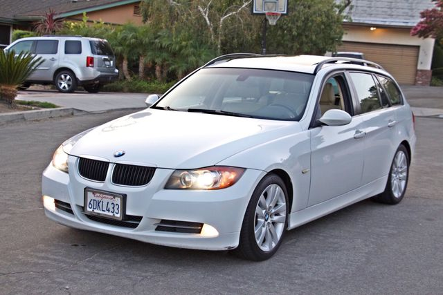 2008 BMW 328IT STATION WAGON AUTOMATIC XENON SPORTS PKG ALLOY WHLS SERVICE RECORDS! Woodland Hills, CA 10