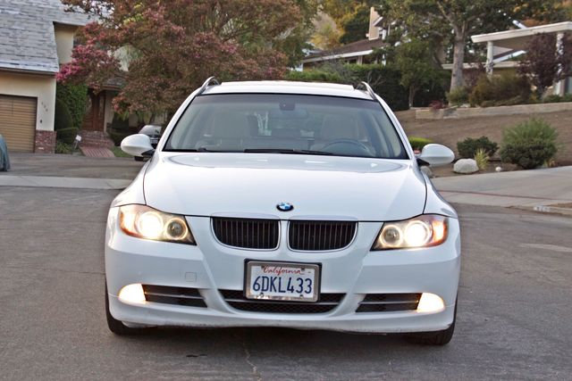 2008 BMW 328IT STATION WAGON AUTOMATIC XENON SPORTS PKG ALLOY WHLS SERVICE RECORDS! Woodland Hills, CA 9
