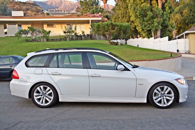 2008 BMW 328IT STATION WAGON AUTOMATIC XENON SPORTS PKG ALLOY WHLS SERVICE RECORDS! Woodland Hills, CA 7