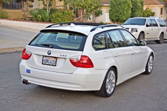 2008 BMW 328IT STATION WAGON AUTOMATIC XENON SPORTS PKG ALLOY WHLS SERVICE RECORDS! Woodland Hills, CA 6