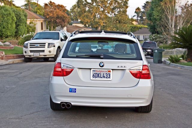 2008 BMW 328IT STATION WAGON AUTOMATIC XENON SPORTS PKG ALLOY WHLS SERVICE RECORDS! Woodland Hills, CA 5